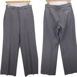 J. Crew Womans Gray Career Trouser Work Pants